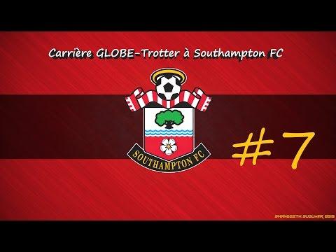 FM 15 - Ep.07 - Sans diplôme à Southampton FC ! Globe-Trotter... (1/2)