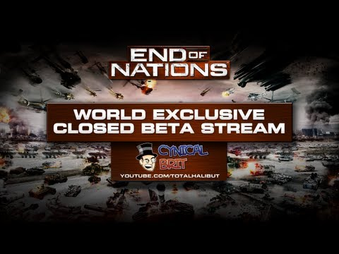 End of Nations Beta - Totalbiscuit vs. The Developers