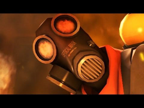 pyroMANIAC (TeamFortress 2 highlights and combos)