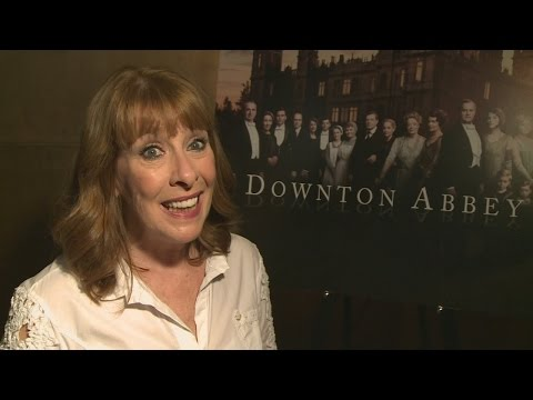 Downton Abbey: Michelle Dockery wants Dan Stevens back for a film