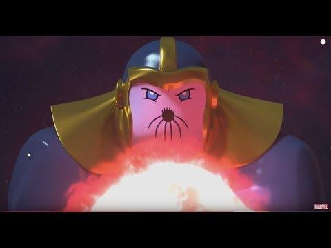 Marvel Super Heroes: Guardians of the Galaxy - Die Thanos Bedrohung [Teil 3]   Marvel HQ Deutschland