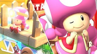 Captain Toad: Treasure Tracker - Switch Episode 2 (All Toadette Levels)