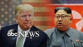 North Korea threatens to cancel summit with U.S.