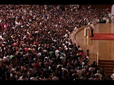 Santo Culto no Templo de Salomão - 14/09/2014   Igreja Universal