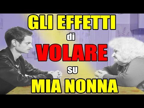 GLI EFFETTI DI ROVAZZI SU MIA NONNA #2 - PARODIA Volare - iPantellas feat. Fabio Rovazzi