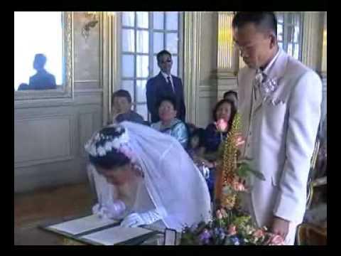 Se marier a la cambodgienne. FRANCIA