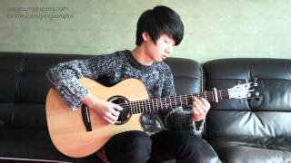 (Bruno Mars) It Will Rain - Sungha Jung