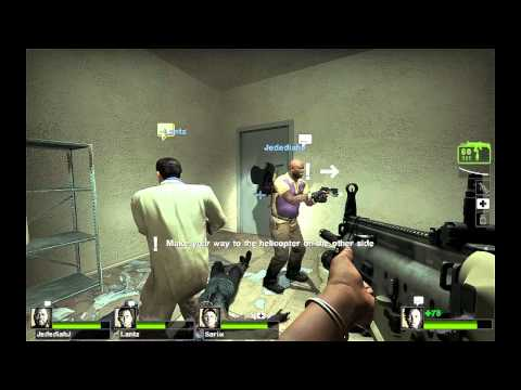 Left 4 Dead Custom Map Review - Carried Off 2 of 2