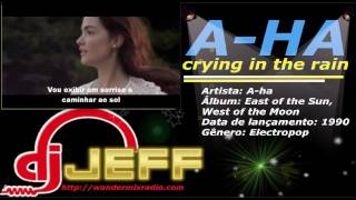 Watch Aha Crying In The Rain video