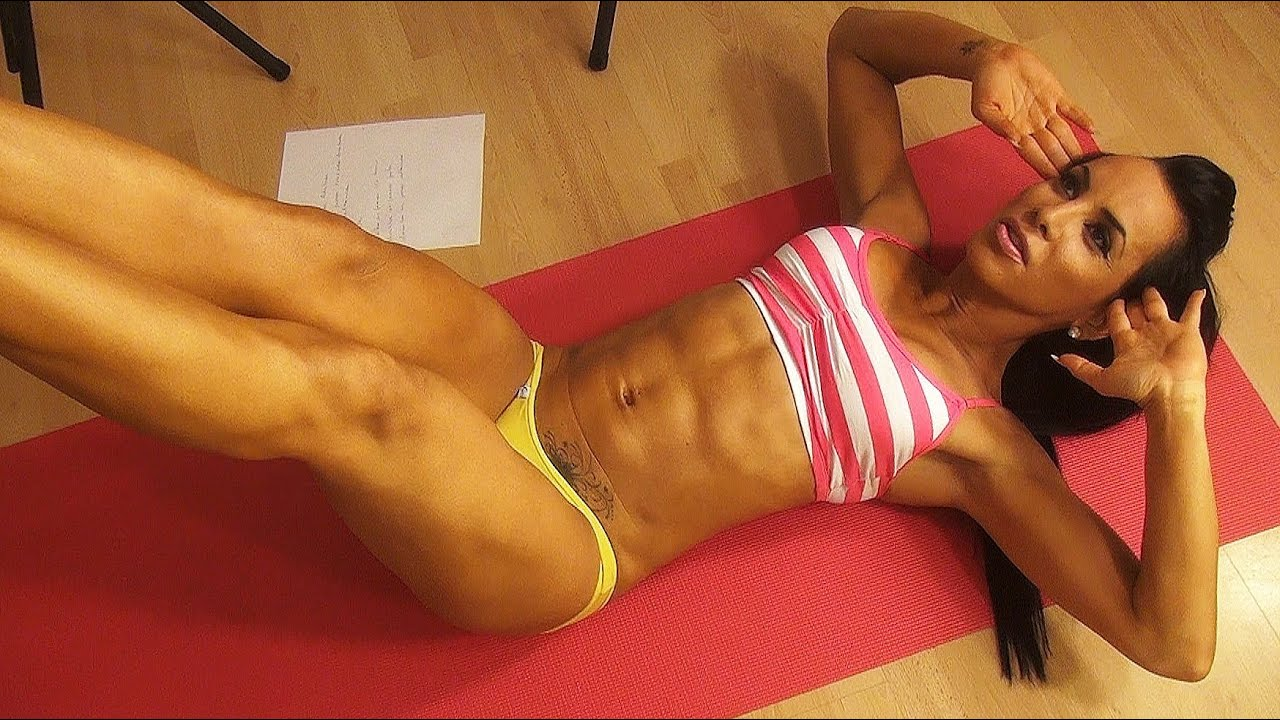 Women's SIX PACK Abs Workout!! - YouTube