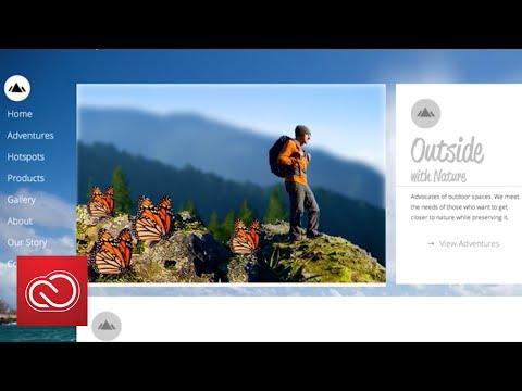 How to Add an Animated Banner: Dreamweaver | Adobe Creative Cloud
