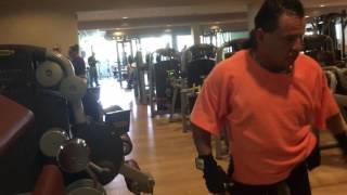 Фитнес тренировка дома для девушек#32.1/накачать бедро сзади