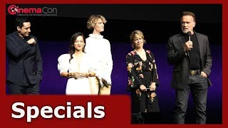 CinemaCon Special, Terminator Dark Fate 2019 (HD)