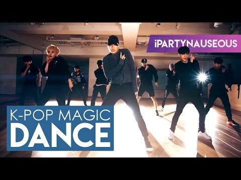 NCT 127 x EXO - Limitless x Monster // K-pop Magic Dance
