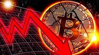 Dump Manipolato di Bitcoin ☠️