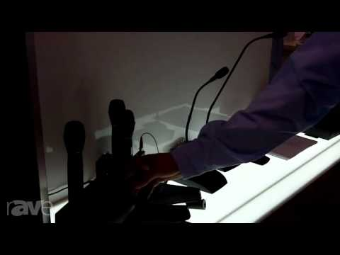 InfoComm 2013: ClearOne Talks About its Wireless Microphone System