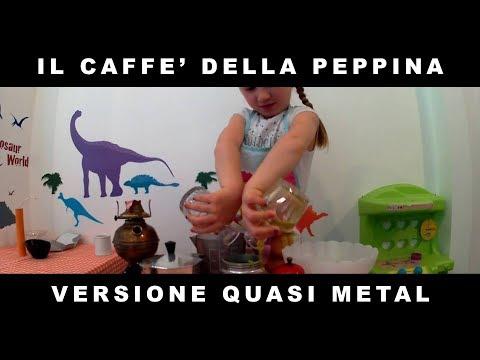 IL CAFFÈ DELLA PEPPINA (Zecchino D'Oro PUNK/METAL/ROCK COVER by ZE)