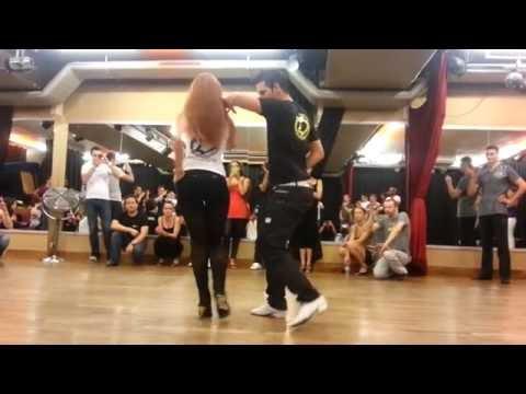 Bachata acrobatica par Daniel & Desirée