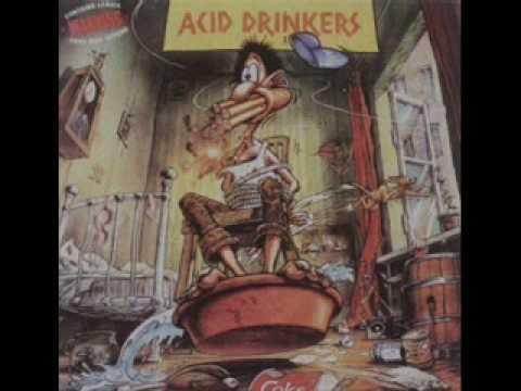 Acid Drinkers - Del Rocca