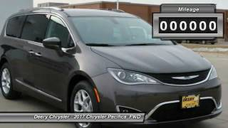 2017 Chrysler Pacifica Iowa City IA C930