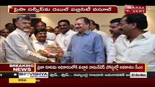 Leaders Are Busy In Social Service Activities To Get Udayagiri TDP Ticket