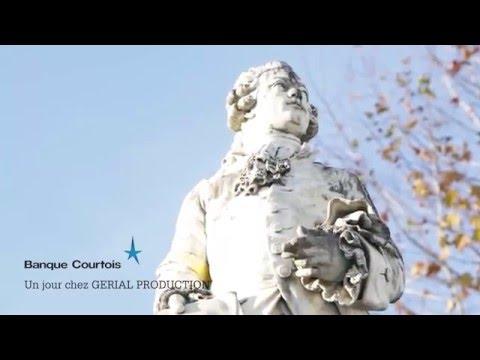 """Vidéo Société GERIAL """"Le Jambon d'Auch"""" - Banque Courtois"""