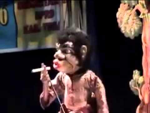 Wayang Lucu - Udud dulu!! (Bahasa Jawa)