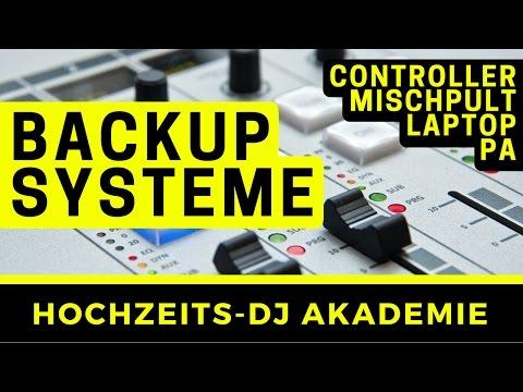 HDJ40 | Hilft doppelte Technik gegen Ausfälle? DJ Backup