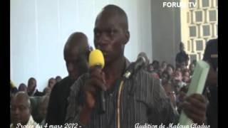 Procès du 4 mars 2013   Mafoua Gladys