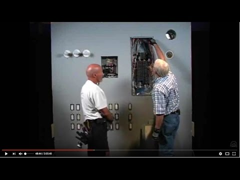 Electrical Wall of Defects for Home Inspectors