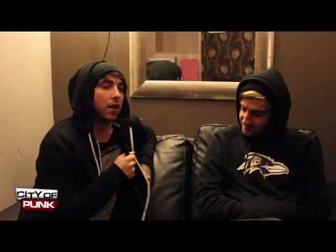 All Time Low interview w/ City Of Punk