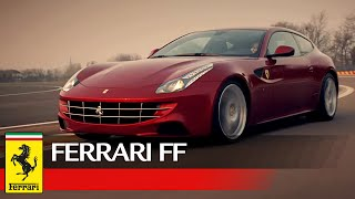 Ferrari FF - Official video