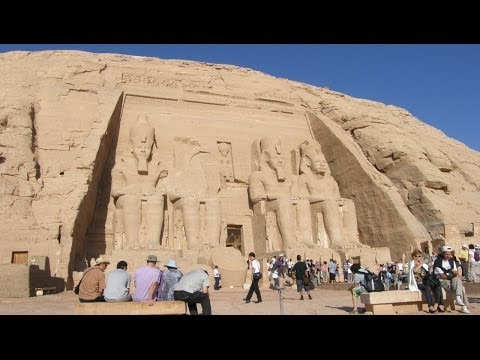 Egypt: Ancient temples at Luxor, Aswan, Abu Simbel, Kom Ombo and Edfu