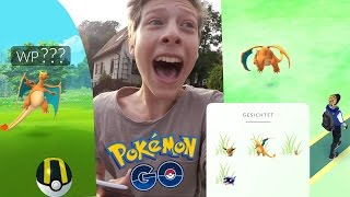 GLURAK FANGEN!?! OMG • Pokemon Go deutsch