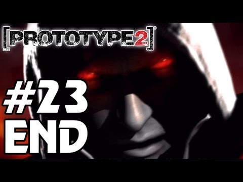 Prototype 2 '[ENDING] Playthrough PART 23 FINAL' TRUE-HD QUALITY Music Videos
