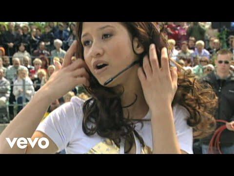 Millane Fernandez - Boom Boom (ZDF-Fernsehgarten 3.6.2001)