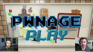 I am bread game 7. Pwnage show