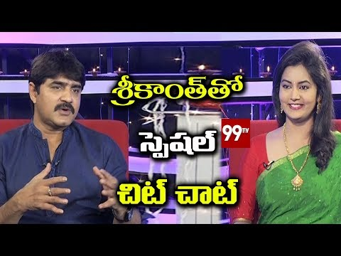 Tollywood Actor Srikanth Diwali Special Interview | 99TV Telugu