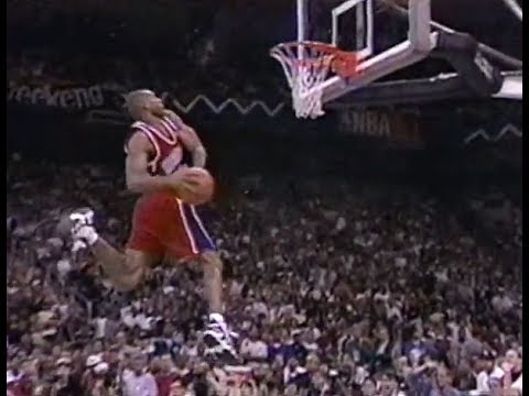 Jerry Stackhouse - 1996 NBA Slam Dunk Contest