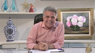 Mensagem de Final de Ano • José Medrado (2016)