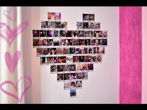 Mural de fotos de cora o especial vivi martins youtube - Mural de fotos ...