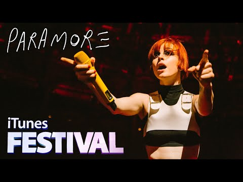 Paramore - Itunes Festival 2013 (full Show) Hd video