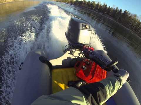 тоннельная лодка выдра 430 купить