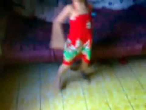 3 Years Old Patrice Nicole Caliao Damasco Dancing