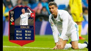 SE VA? CRISTIANO RONALDO TOTY CHALLENGE - FIFA 18