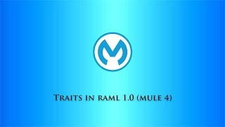 Traits in RAML 1.0 (part-3)