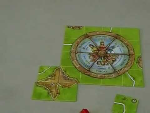 Carcassonne: Wheel of Fortune - with Tom Vasel