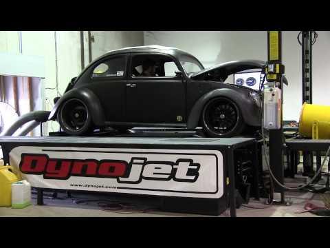 1957 VW Beetle with Subaru STi Engine & Turbo
