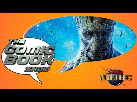 The Comic Book Show: Swamp Thing vs. Groot, and More!