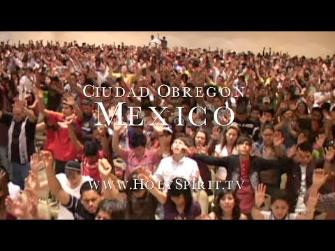Holy Spirit Youth Revival Obregon Mexico